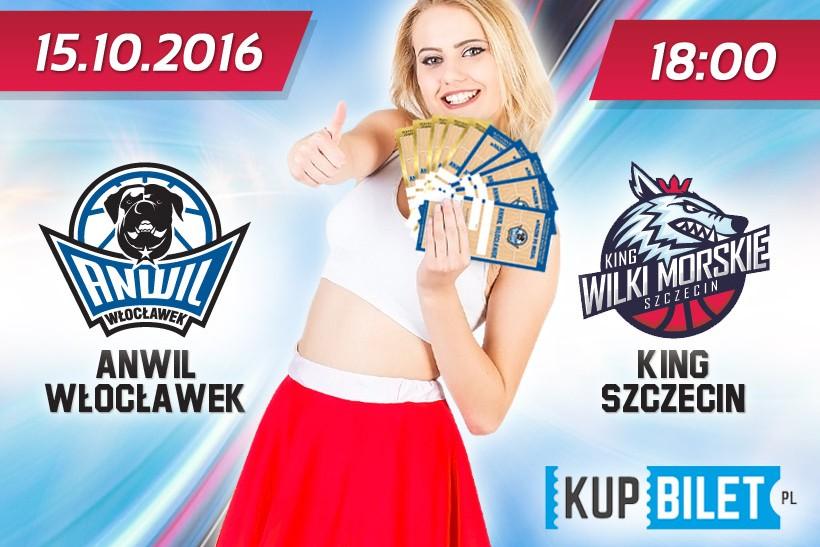 Bilety na Kinga Szczecin już w sprzedaży