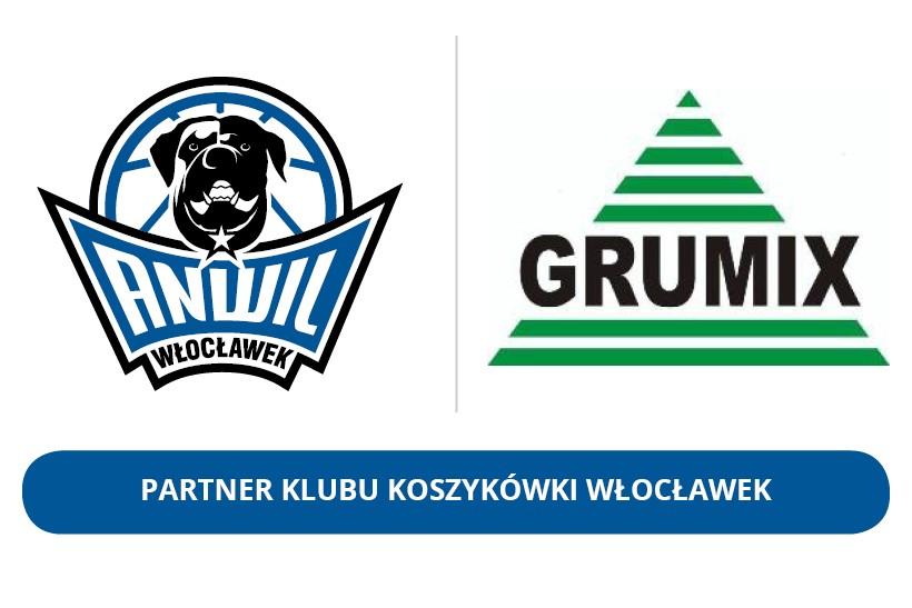 GRUMIX Partnerem KK Włocławek