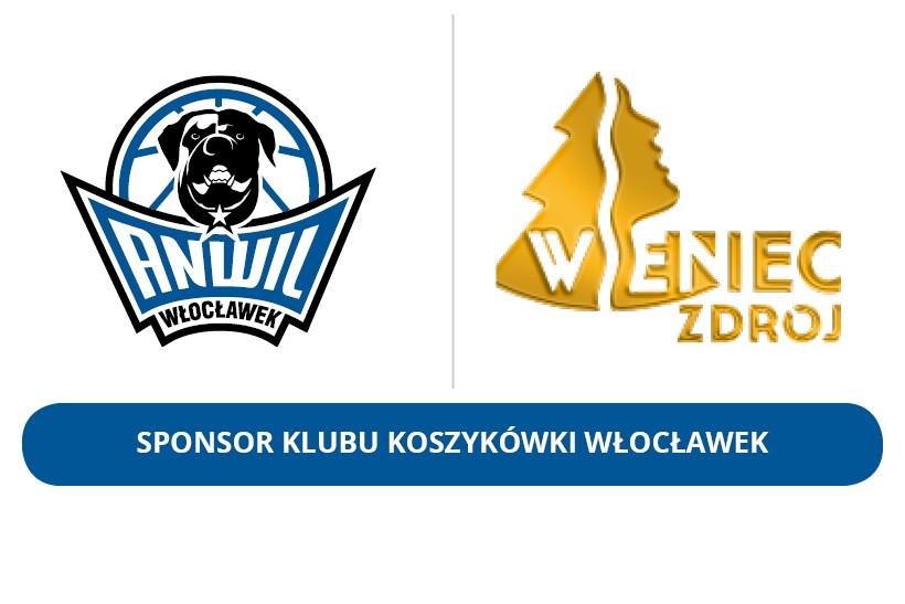 Uzdrowisko Wieniec nadal Sponsorem KK Włocławek S.A.