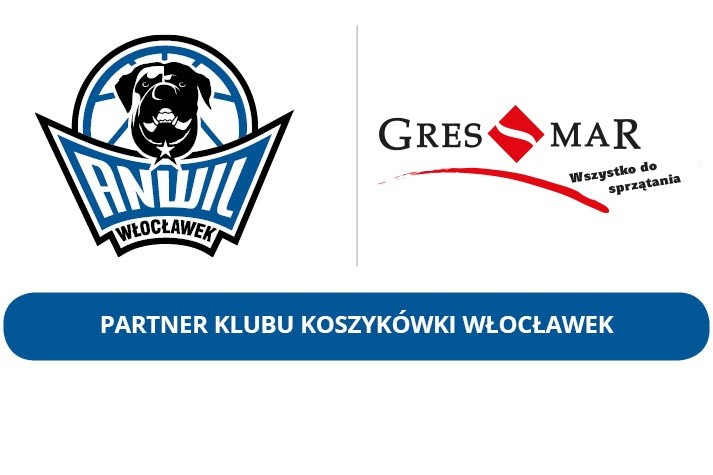 Gres-Mar Partnerem KK Włocławek S.A.