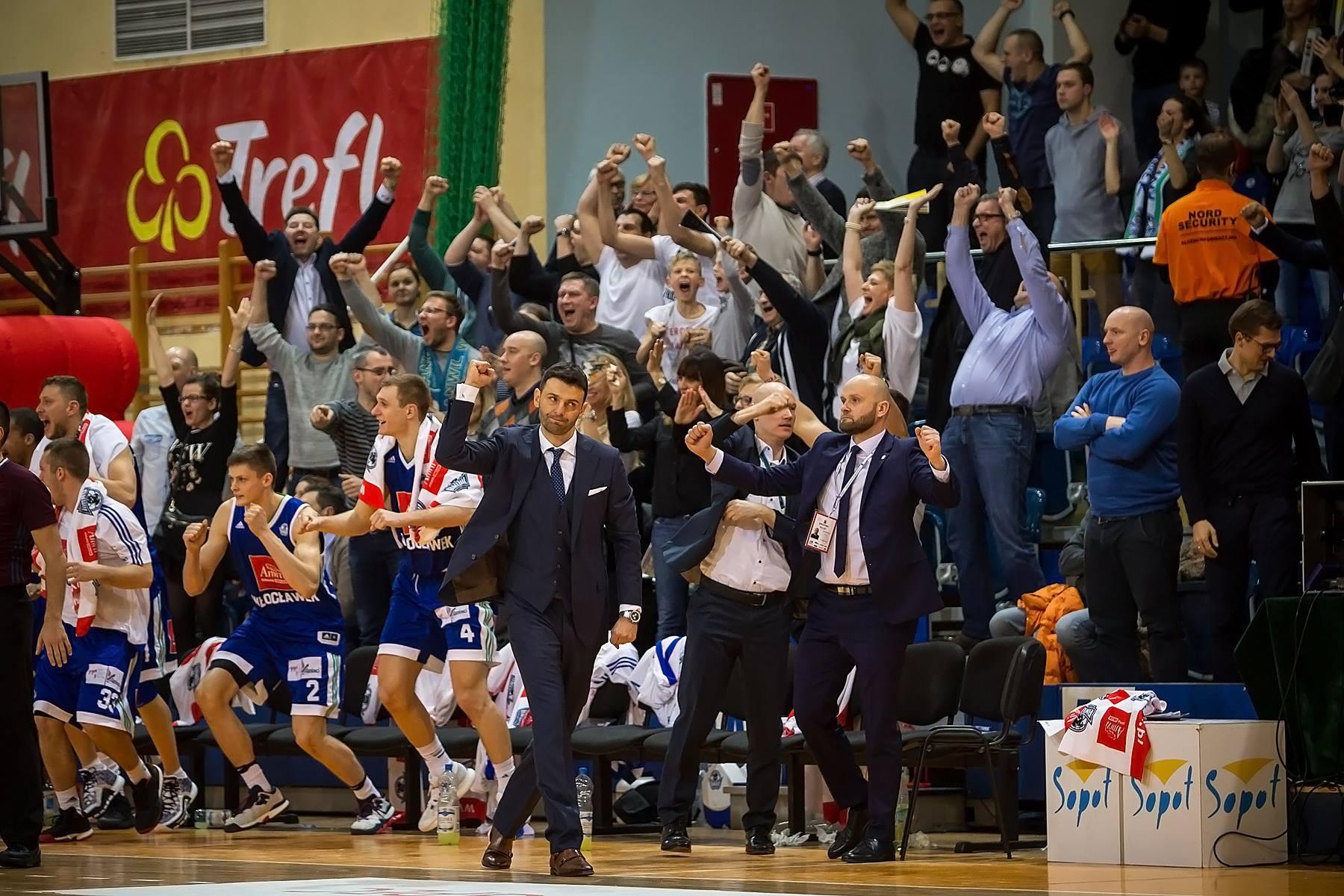 Dobitka na wagę zwycięstwa - Anwil zdobywa Sopot!