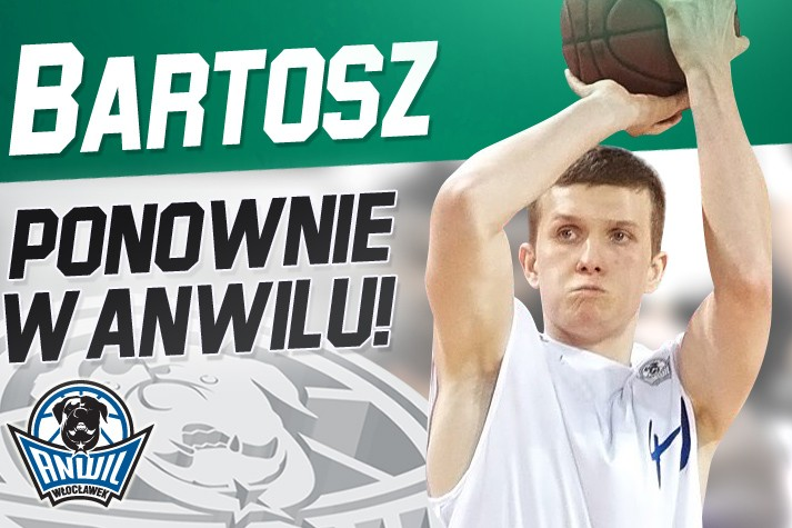 Mateusz Bartosz uzupełnia polską rotację
