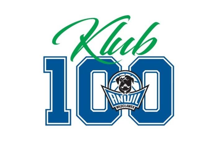 Nowy projekt - Klub 100