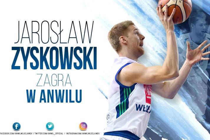 Jarosław Zyskowski zagra w Anwilu
