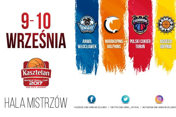Kasztelan Basketball Cup 2017