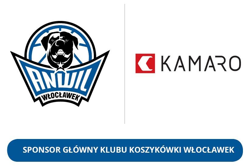 KAMARO zostaje w gronie Sponsorów Głównych