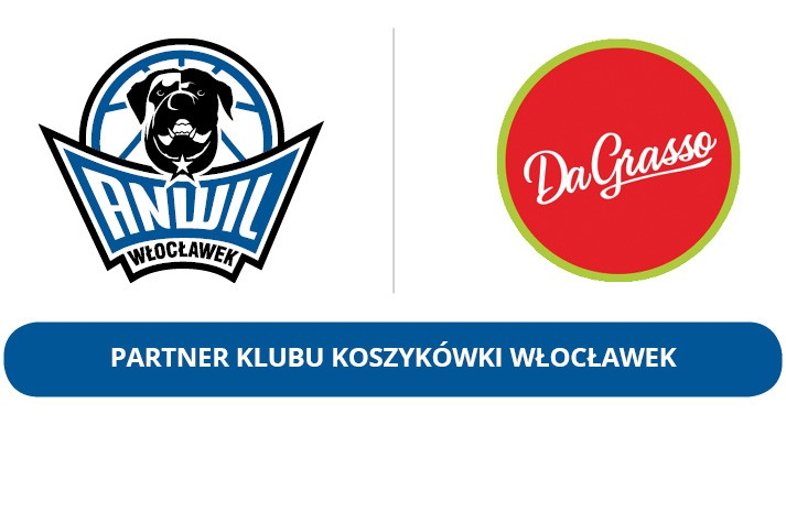 Da Grasso Partnerem KK Włocławek