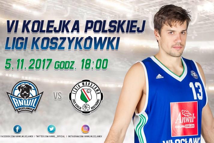 Legia we Włocławku - bilety już w sprzedaży
