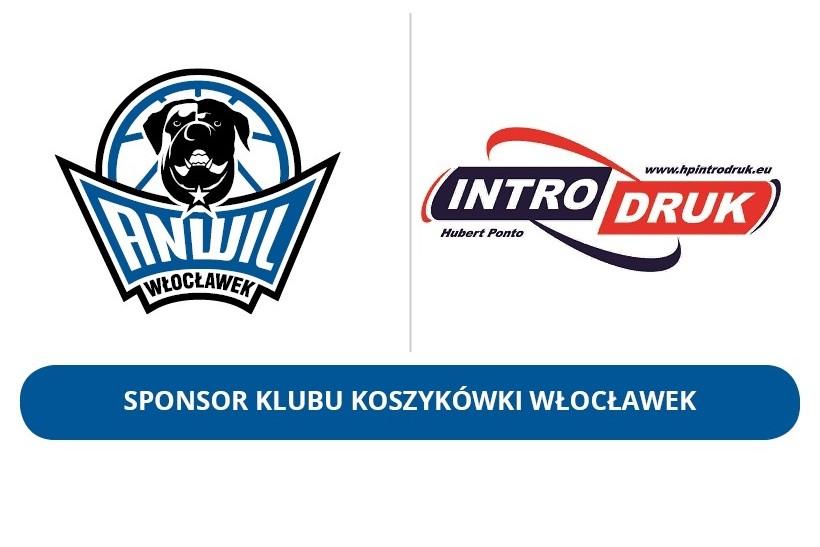 Intro-Druk Sponsorem KK Włocławek