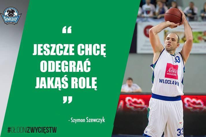 Szymon Szewczyk: Jeszcze chcę odegrać jakąś rolę