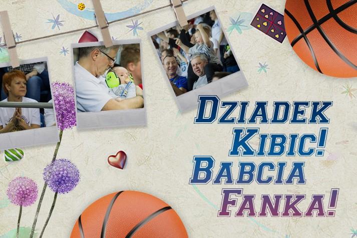 Dziadek Kibic, Babcia Fanka!
