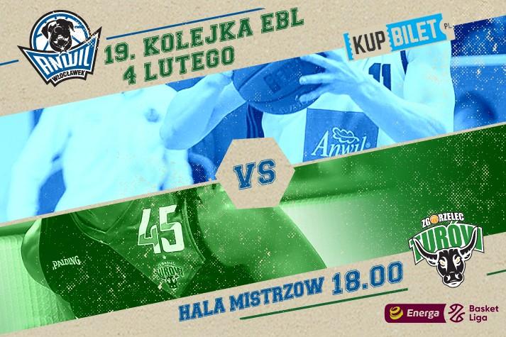 Bilety na mecz z PGE Turowem Zgorzelec