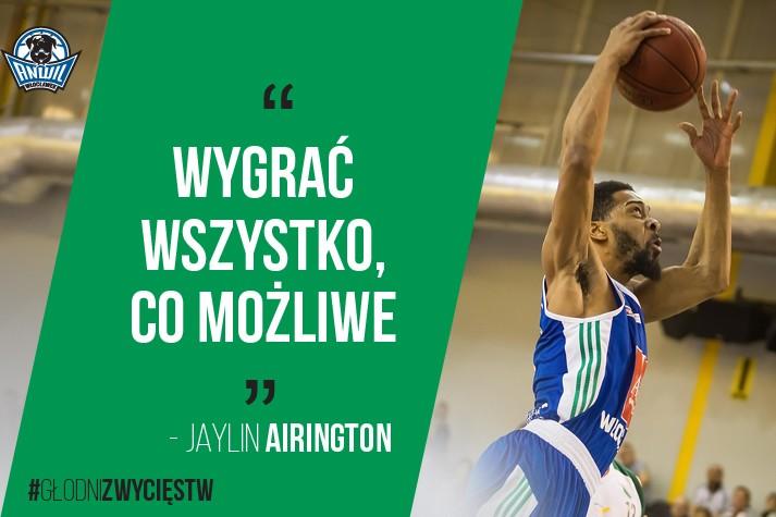 Jaylin Airington: Wygrać wszystko, co możliwe
