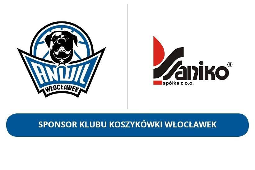 SANIKO Sponsorem KK Włocławek