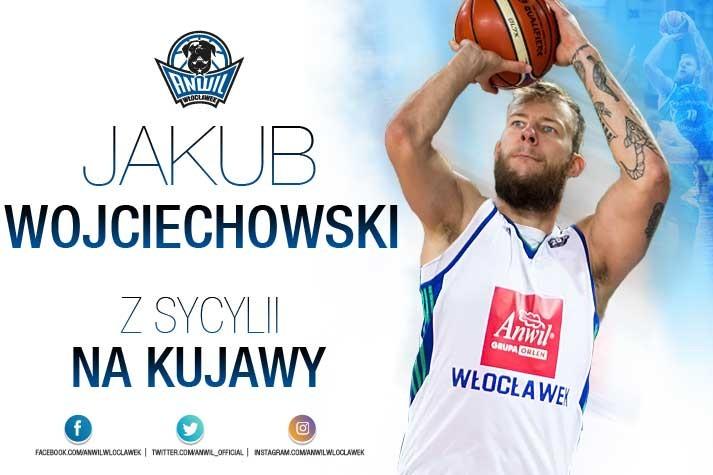 Kadrowicz pod kosz - Jakub Wojciechowski z kontraktem