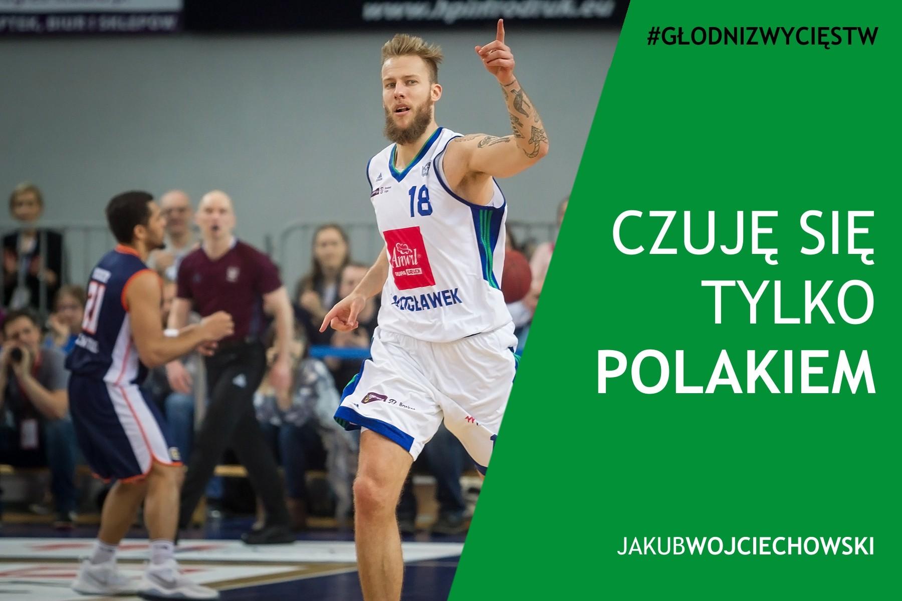 Jakub Wojciechowski: Czuję się tylko Polakiem