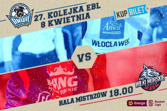 Bilety na mecz z Kingiem Szczecin w sprzedaży