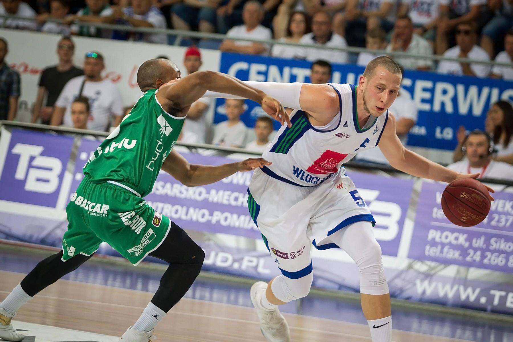 Michał Nowakowski odchodzi z Anwilu