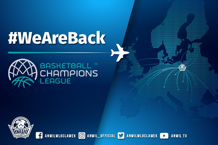 We Are Back, czyli Anwil znów na mapie Europy