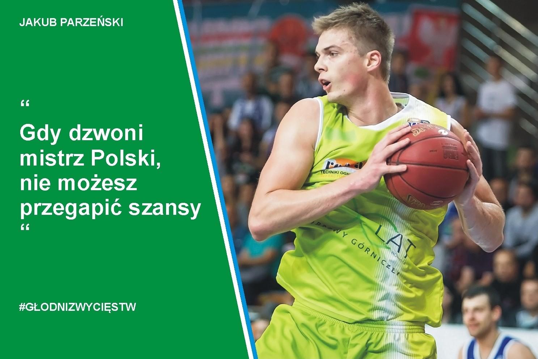 Jakub Parzeński: Gdy mistrz Polski dzwoni, nie możesz przegapić szansy