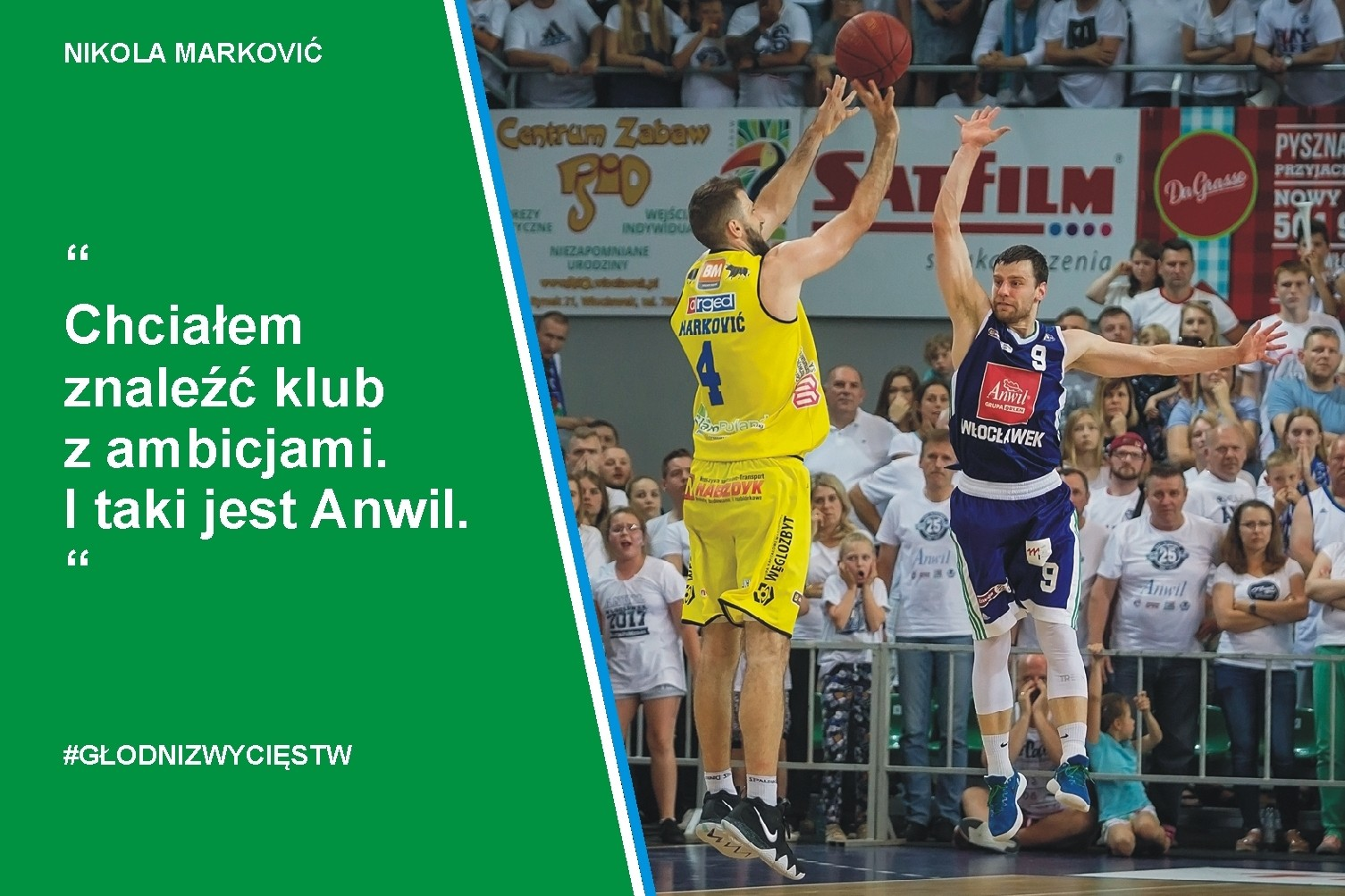 Nikola Marković: Chciałem znaleźć klub z ambicjami