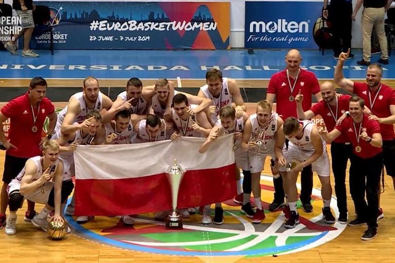 Polska mistrzem Europy dywizji B - czterech Rottweilerów w składzie