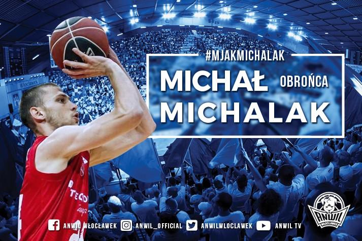 Z Hiszpanii do Anwilu - Michał Michalak z kontraktem