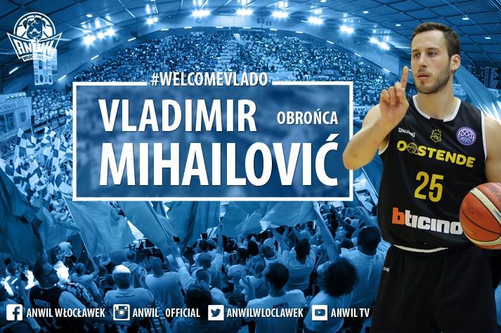 Z mistrza Belgii do mistrza Polski - Vladimir Mihailović