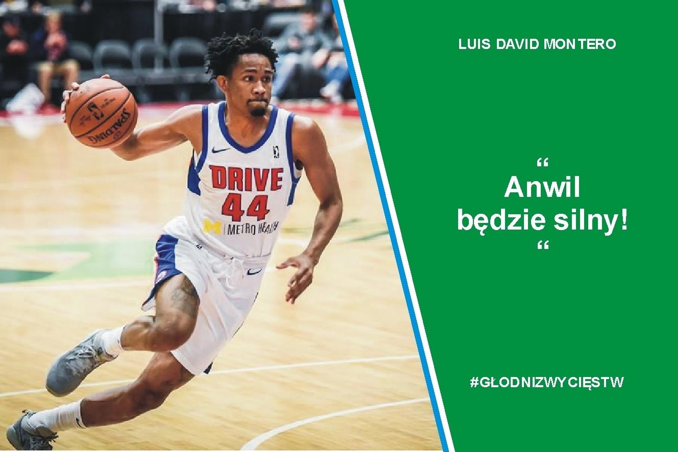 Luis David Montero: Anwil będzie silny