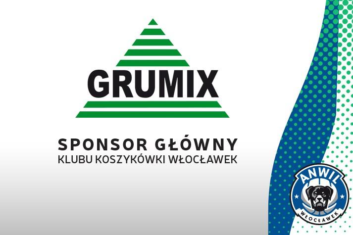 GRUMIX awansuje - został nowym Sponsorem Głównym