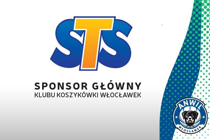 STS rozpoczyna współpracę z Klubem Koszykówki Włocławek S.A.