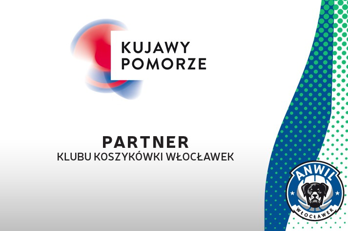 Urząd Marszałkowski Partnerem KK Włocławek
