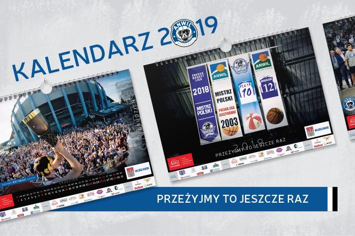 Kalendarz 2019. Przeżyjmy to jeszcze raz!