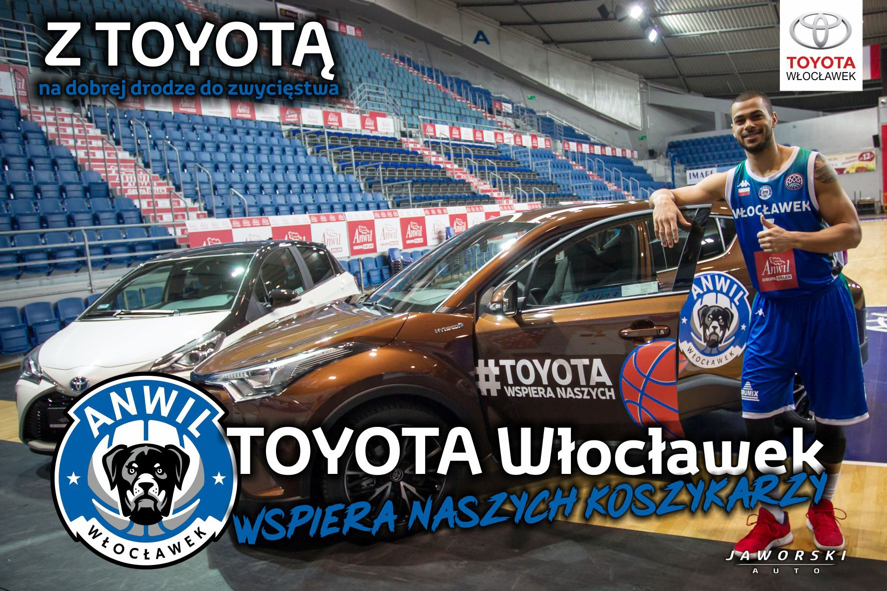 Toyota zwiększa wsparcie