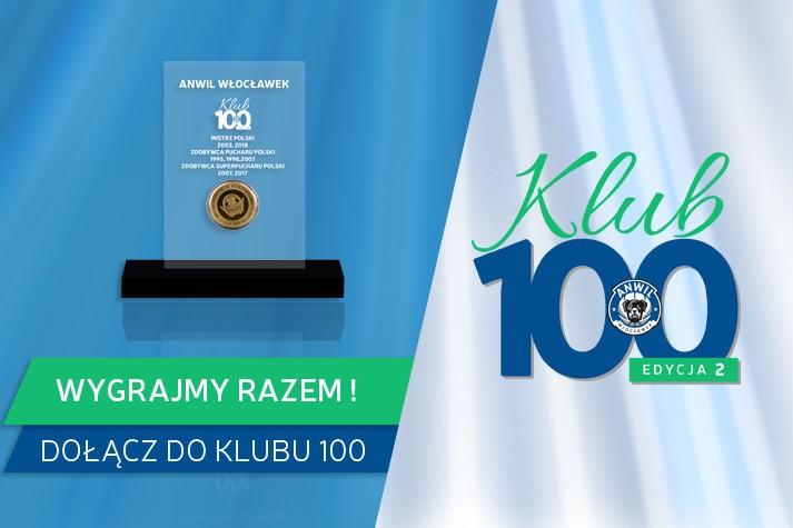Klub 100, edycja druga!