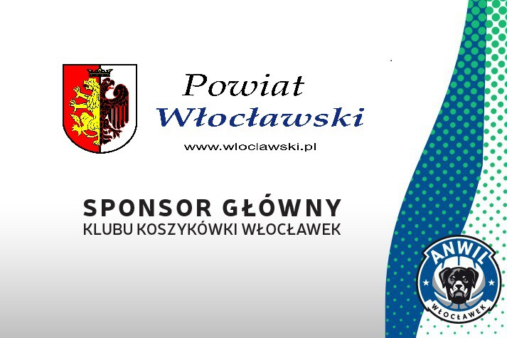 Powiat Włocławski w gronie Sponsorów Głównych!
