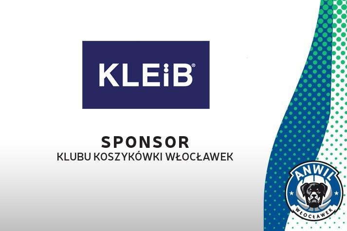 KLEIB Sponsorem KK Włocławek