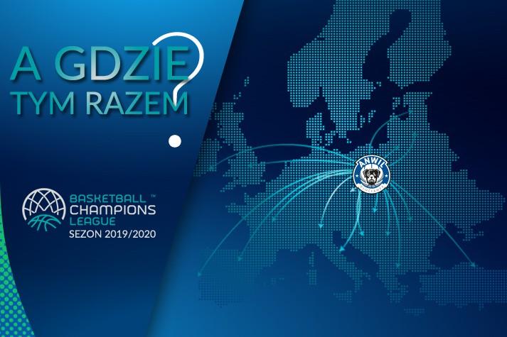 Basketball Champions League - podejście drugie
