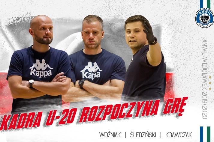 Kadra U20 zaczyna EuroBasket. W sztabie Rottweilery