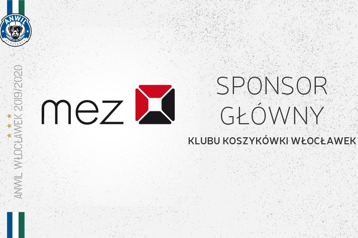 MEZ Polska sp. z o.o. sponsorem głównym KK Włocławek