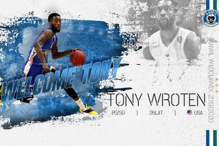 Hej, tu NBA! Tony Wroten graczem Anwilu