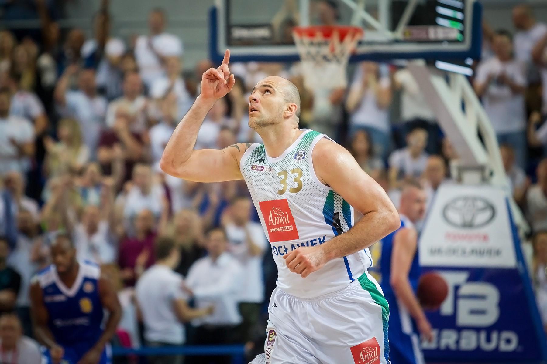 Szymon Szewczyk: Wielkie Maccabi, waleczny Partizan i włocławskie piekło