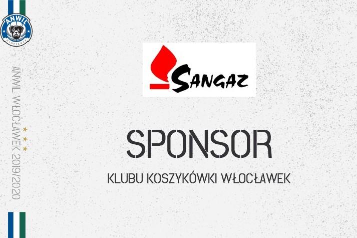 Sangaz w gronie sponsorów