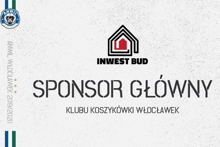 INWEST BUD w nowej roli sponsora głównego