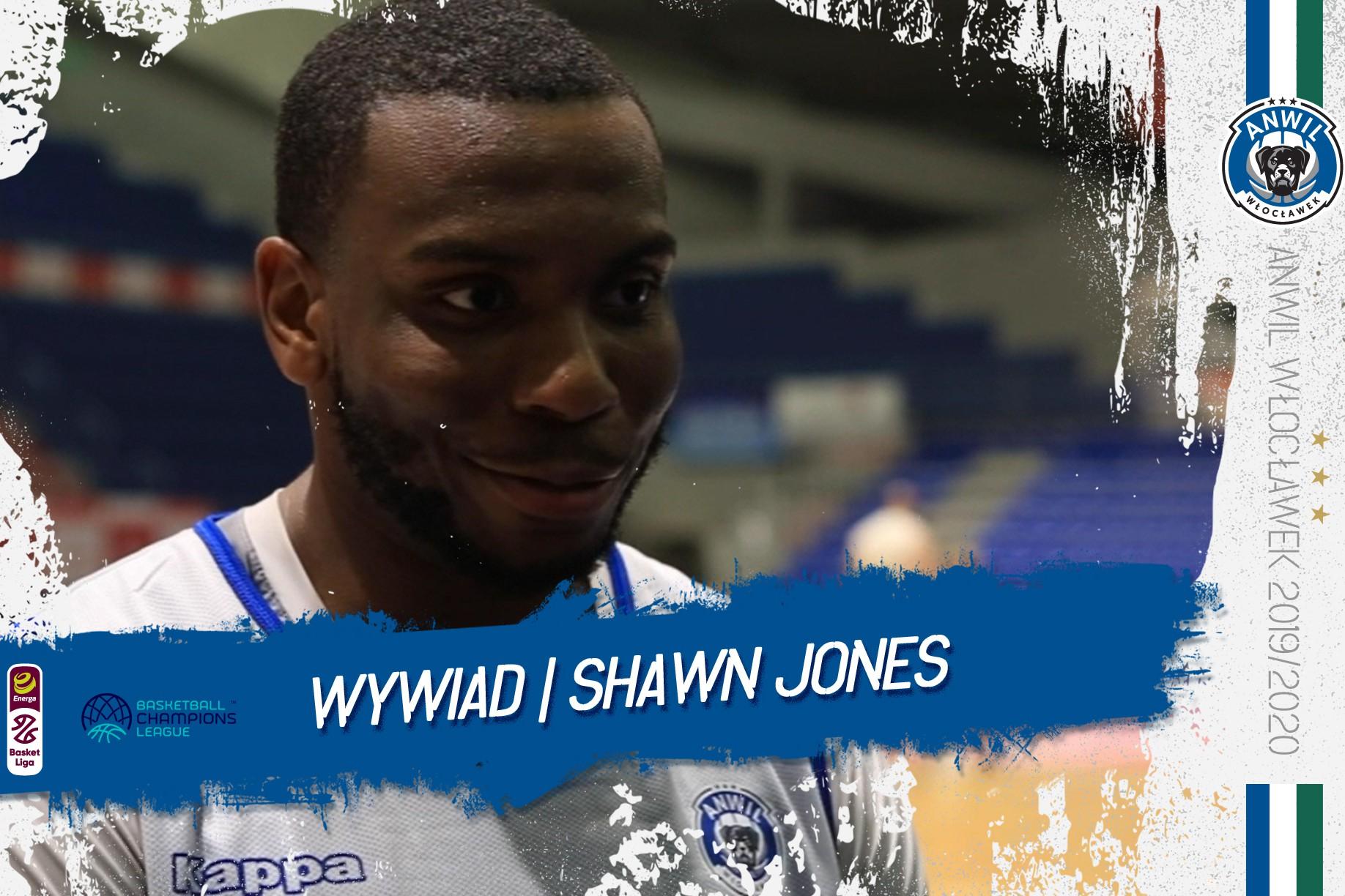 Wideo | Wywiad z Shawnem Jonesem
