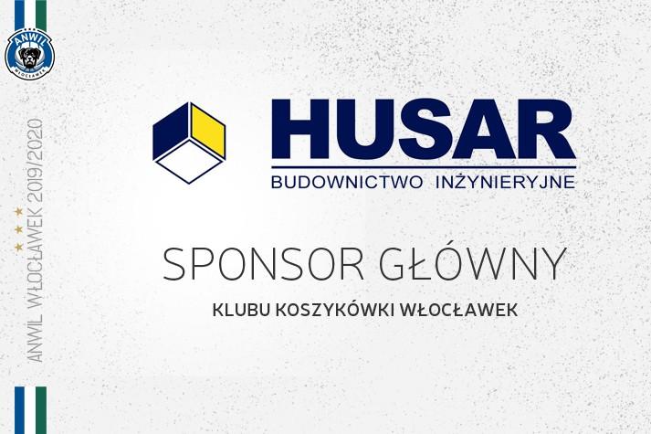 HUSAR Sponsorem Głównym