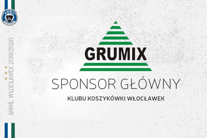 GRUMIX ponownie sponsorem głównym