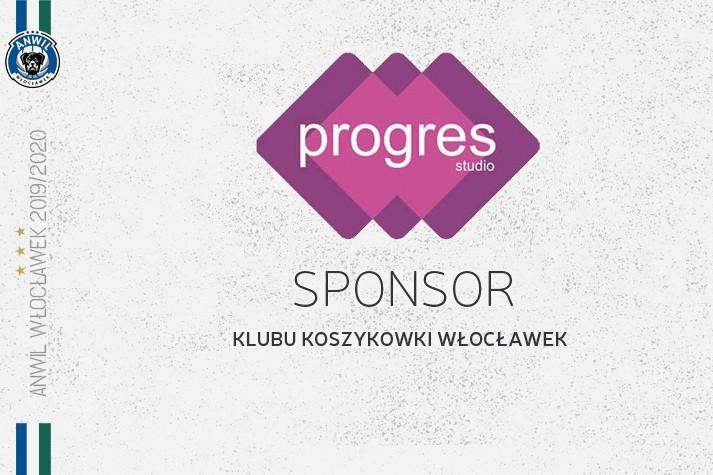 Progres Studio nadal w gronie sponsorów