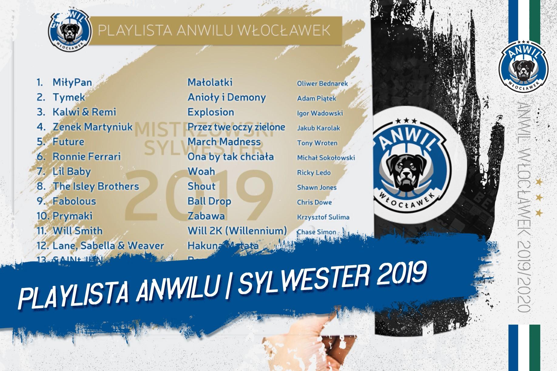 Wideo   Playlista Anwilu Włocławek   Sylwester 2019