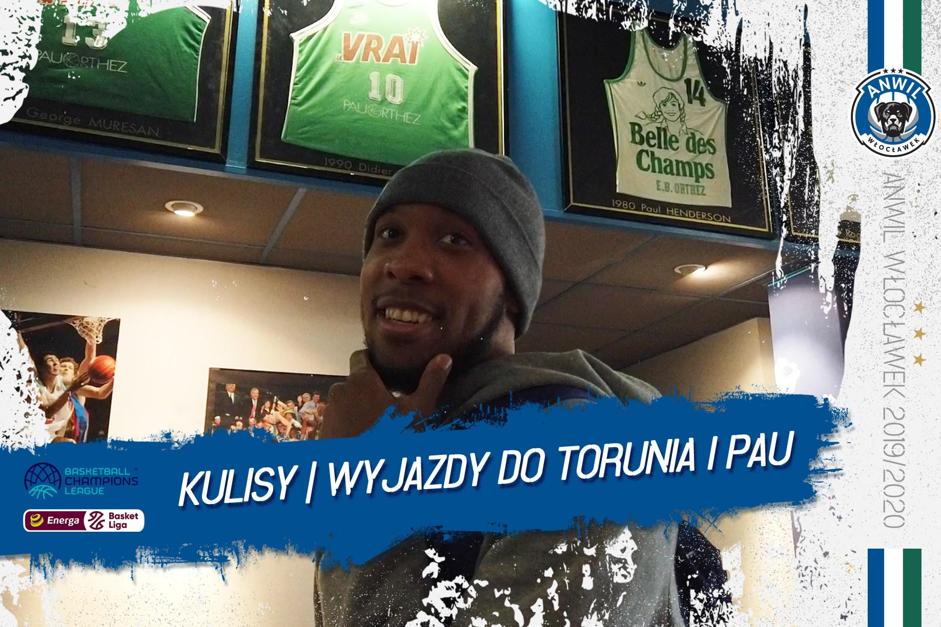 Wideo | Kulisy | Wyjazdy do Torunia i Pau